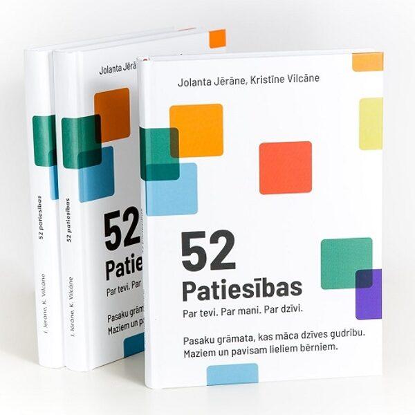 """""""52 Patiesības"""" audiogrāmata"""
